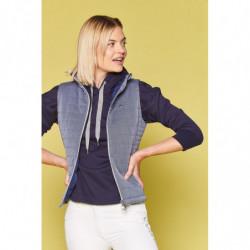 Gilet femme Harcour Bunbury Jeans sans manches - Le Paturon