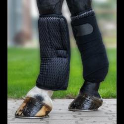 Sous-bandes cheval Waldhausen Breath respirantes - Le Paturon