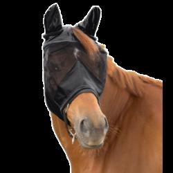 Masque anti-mouches cheval Waldhausen Premium 3-en-1 - Le Paturon
