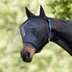 Masque anti-mouche cheval Waldhausen Happy Ears sans oreilles - Le Paturon