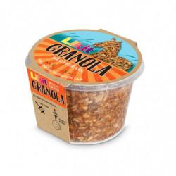 Bloc Likit granola Muesli cheval 550g - Le Paturon