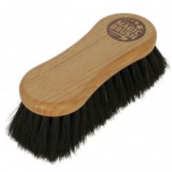 Brosse Magic Brush finition cheval bois - Le Paturon