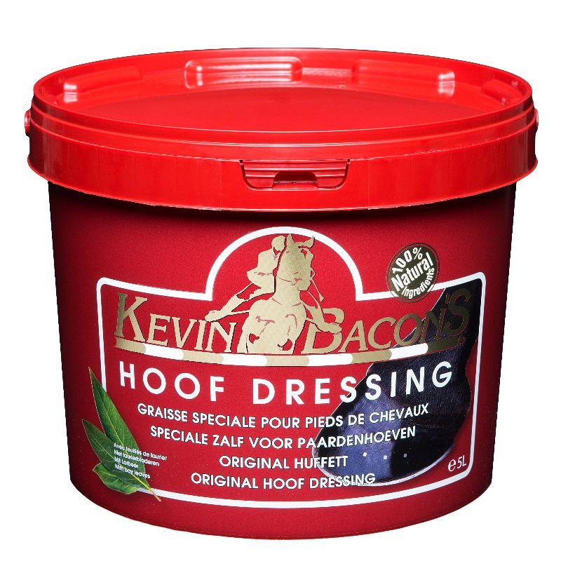 Graisse sabot blonde cheval Kevin Bacon's 5 litres - Le Paturon