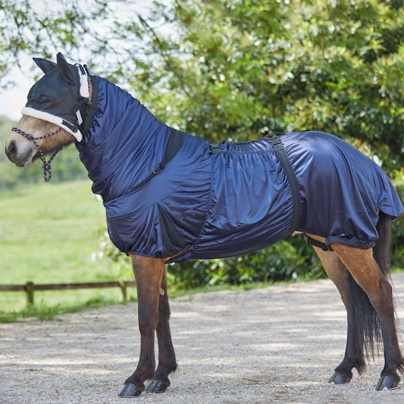 Couverture cheval anti dermite - Le Paturon