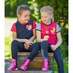 T-shirt enfant équitation Elt Vinni - Le Paturon