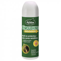 Emouchine Protect Roll On Cheval ,Ravene,Anti-Insecte et Anti-Mouche cheval