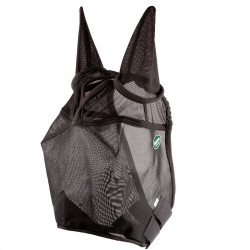 Masque Emouchine Cheval Ravene Oreilles - Le Paturon