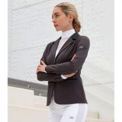 Veste de concours Horseware Flox Tech2 femme imperméable - Le Paturon