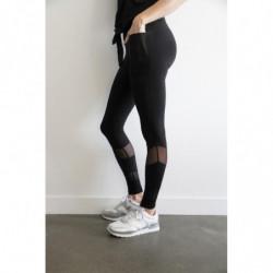 Pantalon Batida Harcour femme legging noir - Le Paturon