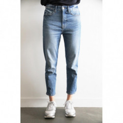 Pantalon Stevie Harcour femme jean boyfriend - Le Paturon