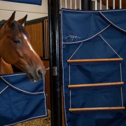 Porte-couverture et tapis Dy'on cheval - Le Paturon