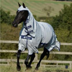 Chemise anti-mouche Bucas Buzz Off X Range Big Neck cheval - Le Paturon