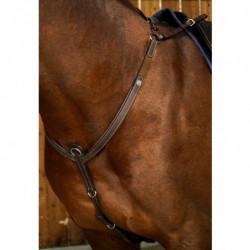 Collier de chasse Working by Dy'on cheval à pont noisette - Le Paturon