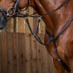Fourchette de martingale cheval Working by Dy'on noisette - Le Paturon
