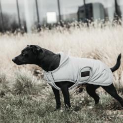Manteau chien Kentucky réfléchissant et hydrofuge 150g - Le Paturon
