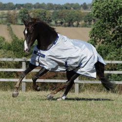 Couverture cheval imperméable anti-uv - Sun Shower Bucas - Le Paturon