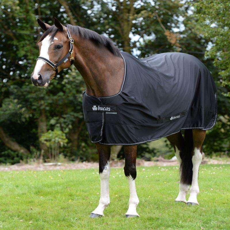 Couverture séchante cheval Power Cooler Bucas - Le Paturon
