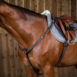 Collier de chasse Working by Dy'on cheval noisette - Le Paturon