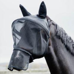 Masque anti-mouche Kentucky Pro cheval - Le Paturon