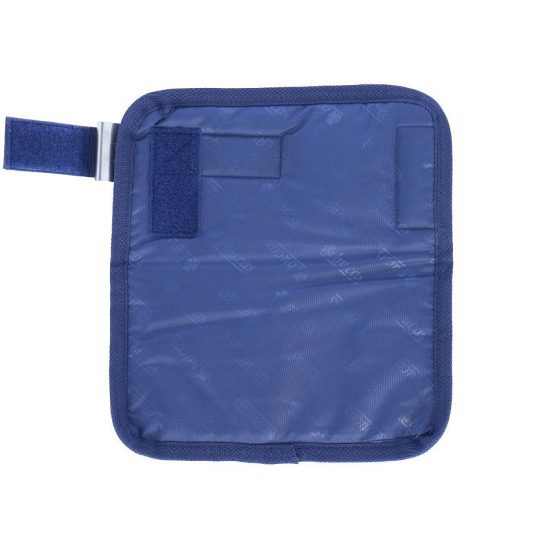 Extension couverture poitrail cheval Click'n'go Bucas bleu - Le Paturon