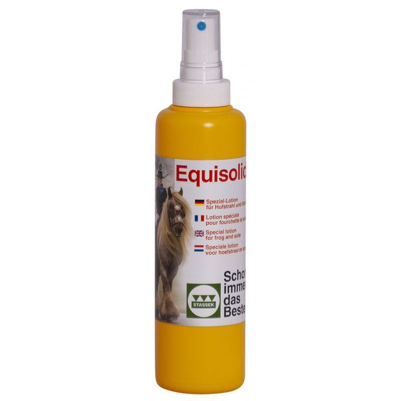 Equisolid Fourchettes Spray Ions Argent Stassek - Le Paturon