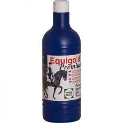 Equigold Premium Ions d'Argent Shampoing Cheval Stassek - Le Paturon