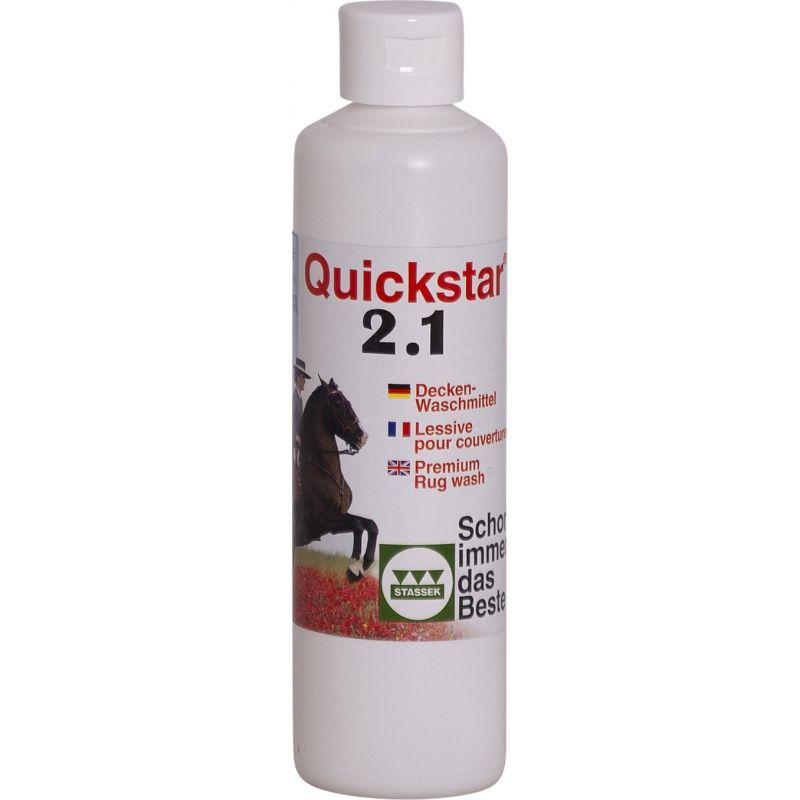 Lessive Stassek Premium Quickstar 2.1 Imperméabilisant textile - Le Paturon