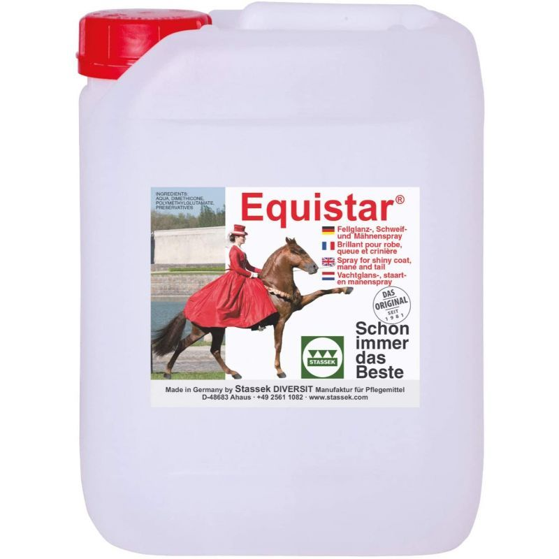Equistar démêlant Stassek Recharge 10 litres - Le Paturon
