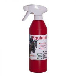 Anti-mouche cheval Equimin Stassek 500ml - Le Paturon