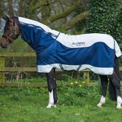 Rambo Summer Series Horseware - Couverture anti-mouche cheval imperméable