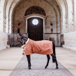 Couverture Show Rug Kentucky cheval 160g orange - Le Paturon