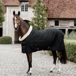 Couverture Show Rug Kentucky cheval 160g noir - Le Paturon