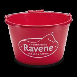 Seau cheval Ravene bordeaux - Le Paturon
