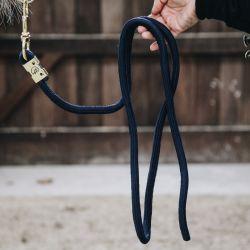 Longe Lead Rope Basic 2m Kentucky marine - Le Paturon