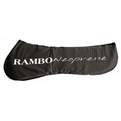 1 Amortisseur cheval, Rambo Half Pad, Horseware - Le Paturon