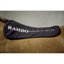 2 Amortisseur cheval, Rambo Half Pad, Horseware - Le Paturon