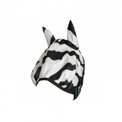1 Masque anti mouche cheval, anti uv Buzz-off Zebra, Bucas, Le Paturon