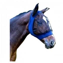 2 Masque anti-mouche cheval lycra, Fino Strech - Le Paturon