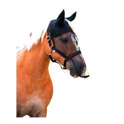 1 Masque anti-mouche cheval intégral licol - Le Paturon