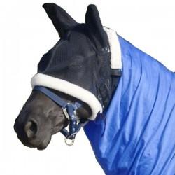 1 Masque anti mouche cheval, Masque yeux cheval, Waldhausen, Le Paturon