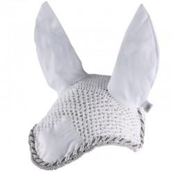 2 Bonnet anti mouche cheval, coton Rom, Waldhausen, Le Paturon