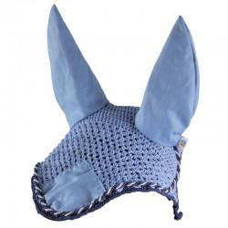 4 Bonnet anti mouche cheval, coton Rom, Waldhausen, Le Paturon