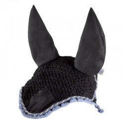 5 Bonnet anti mouche cheval, coton Rom, Waldhausen, Le Paturon