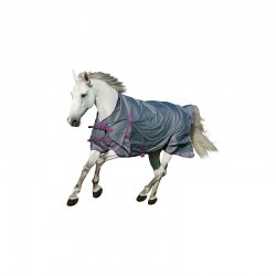 1 Couverture cheval pluie encolure haute Be protect, CavalHorse