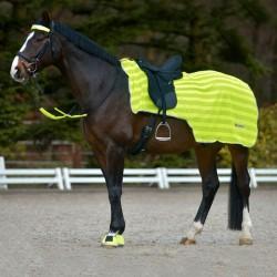 1 Couvre reins fluo cheval, Waldhausen, Reflex - Le Paturon