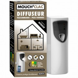 1 Diffuseur insecticide naturel, FlyInsect : Anti-Insecte et Anti-Mouche cheval - Le Paturon