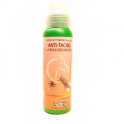 1 Gel anti-mouches cheval Novaclac R2 Plus, FlyInsect : Anti-Insecte Anti-Mouche cheval - Le Paturon