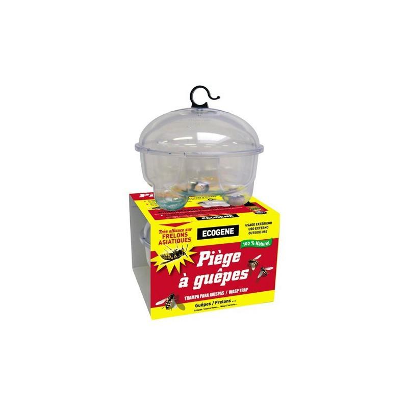 1 Piège à guêpes naturel réutilisable, FlyInsect : Anti-Insecte et Anti-Mouche cheval - Le Paturon