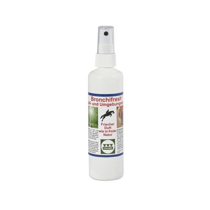 1 Spray assainissant écurie Bronchifresh, Stassek, Respiration cheval