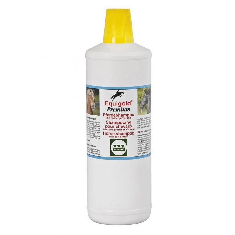 1 Shampoing cheval Equigold Premium, Stassek, Shampoing cheval